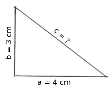 Satz Des Pythagoras Beispiele Formeln Und Anwendung 1